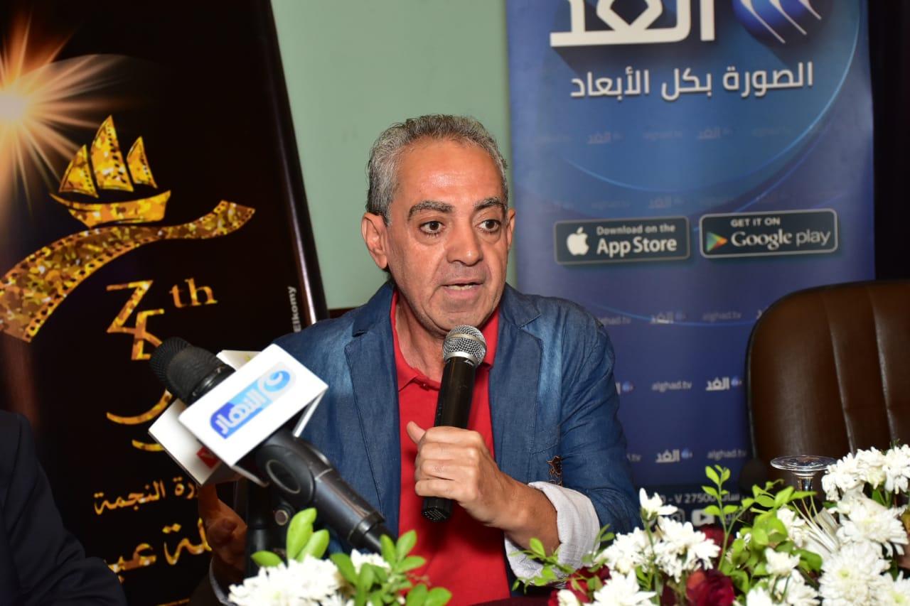 ندوة تكريم محمد فاضل (8)