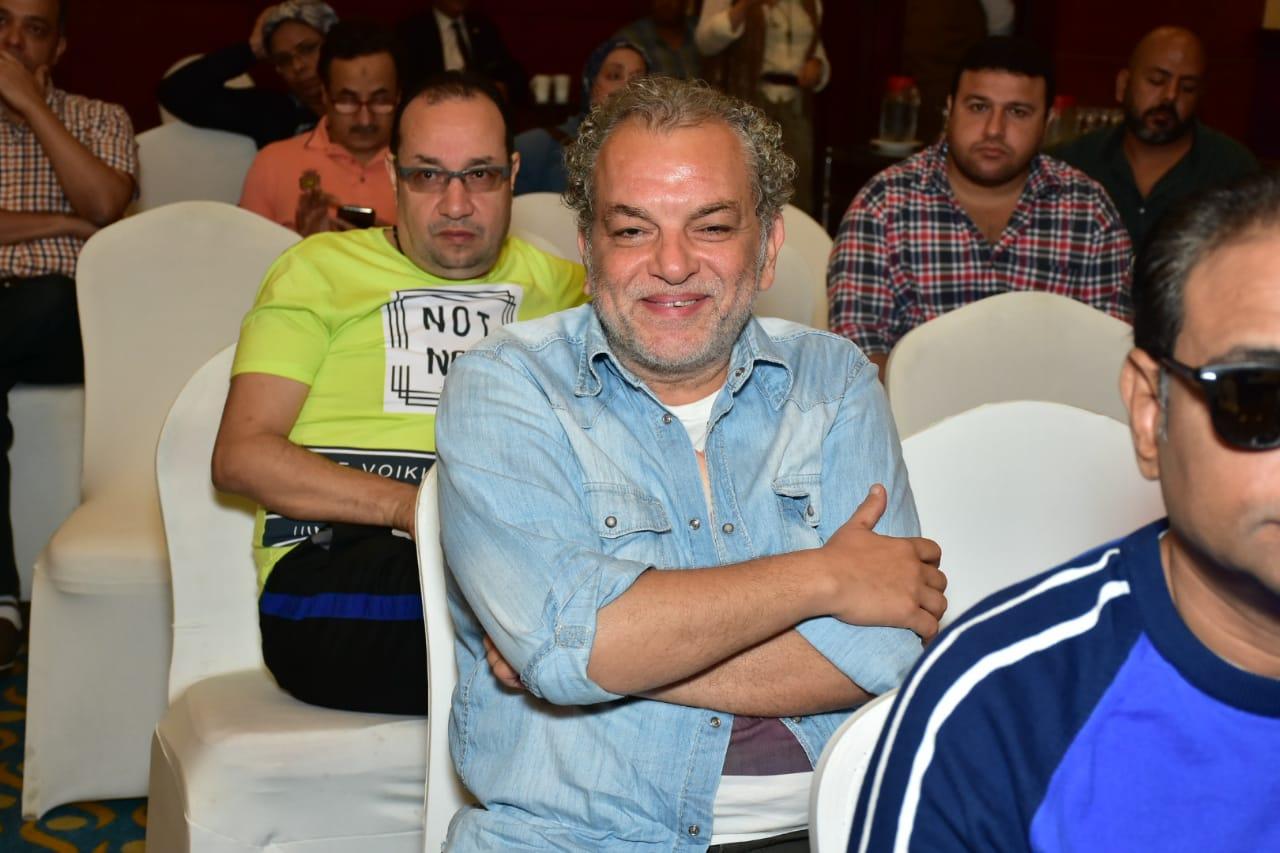ندوة تكريم محمد فاضل (6)