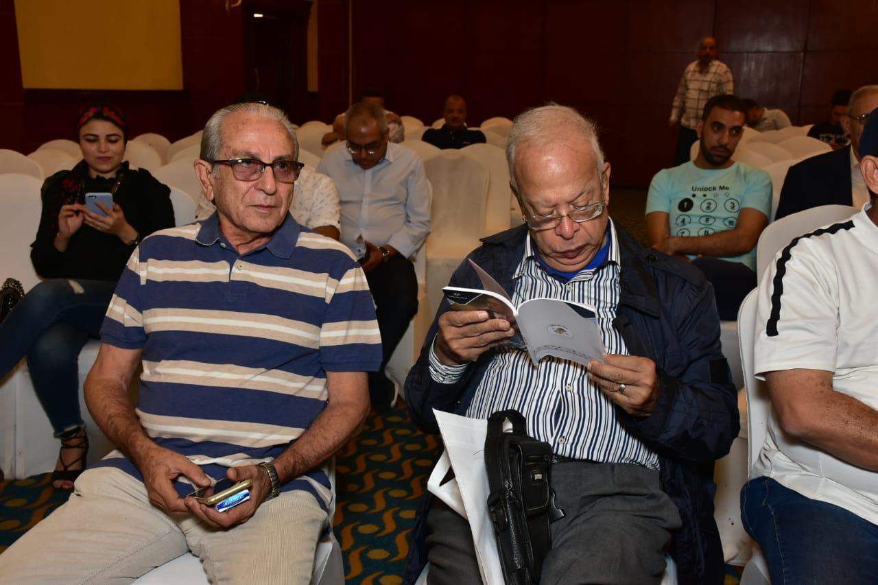 ندوة تكريم محمد فاضل (15)