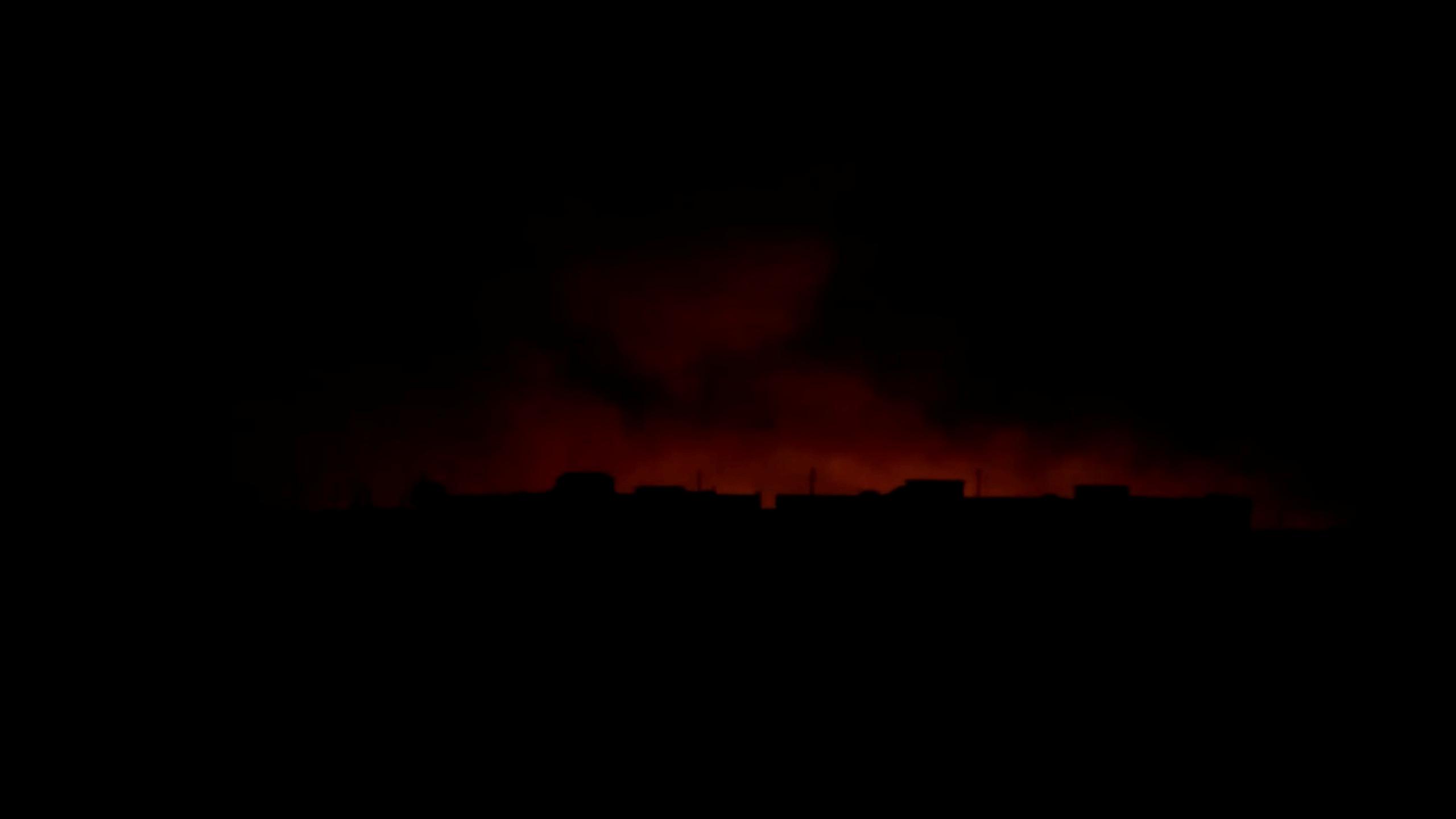 الاحتلال التركى يشن غارة على الأراضى السورية