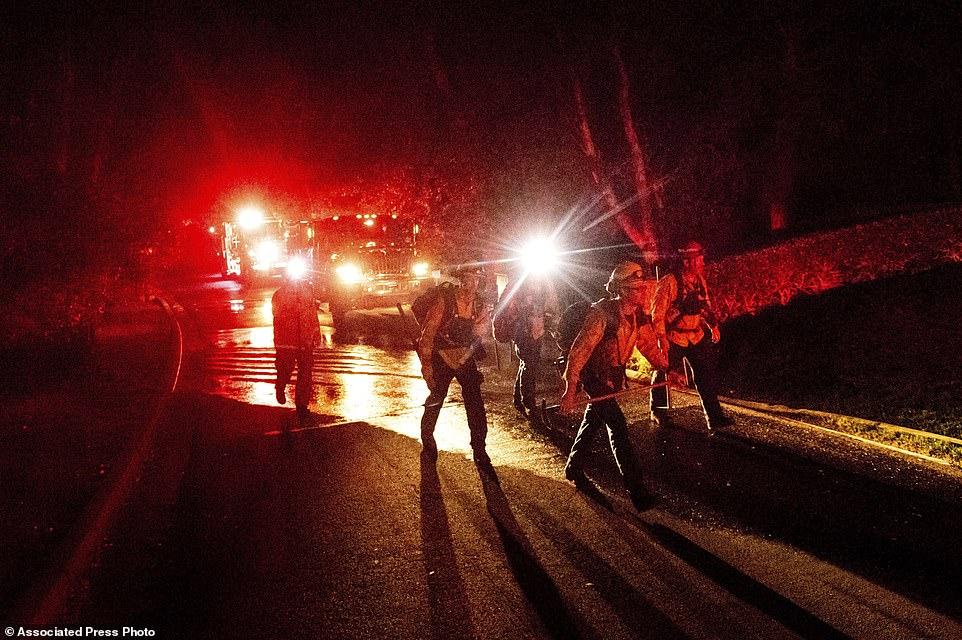 قوات الإطفاء