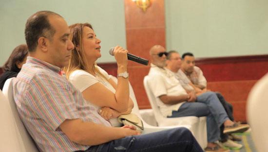 عروض أفلام التضامن الاجتماعي بمهرجان الإسكندرية السينمائي (15)