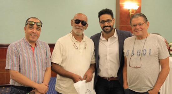 عروض أفلام التضامن الاجتماعي بمهرجان الإسكندرية السينمائي (8)