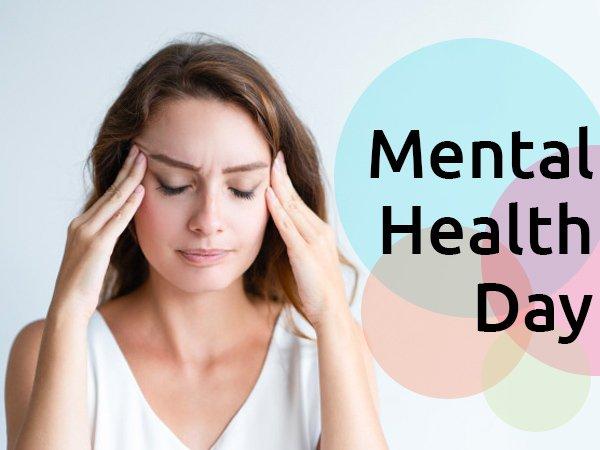 اليوم العالمى للصحة النفسية
