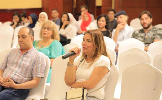 عروض أفلام التضامن الاجتماعي بمهرجان الإسكندرية السينمائي (11)