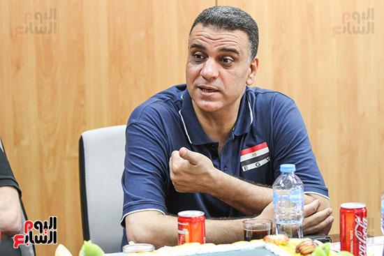 ندوة وتكريم ناشئين طائرة منتخب مصر  (4)