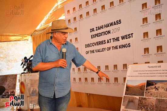 مقتنيات-وكنوز-إكتشفها-العالم-الشهير-زاهي-حواس-للبعثة-المصرية-بوادي-الملوك-ووادي-القرود-(6)
