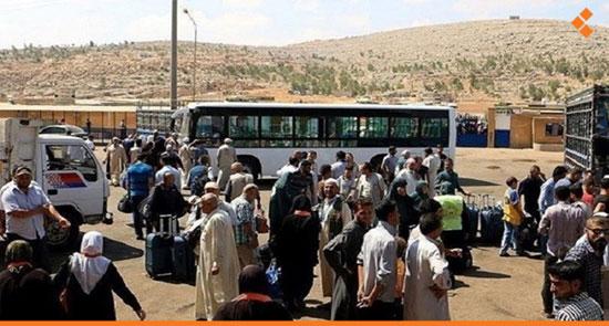 فرار-مواطنى-سوريا-عقب-العدوان-التركى