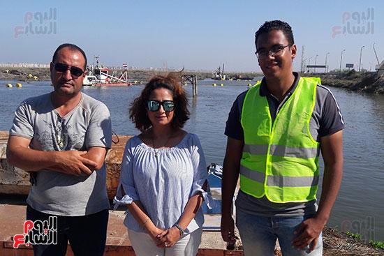 اليوم-السابع-داخل-مشروع-تنمية-بحيرة-مريوط