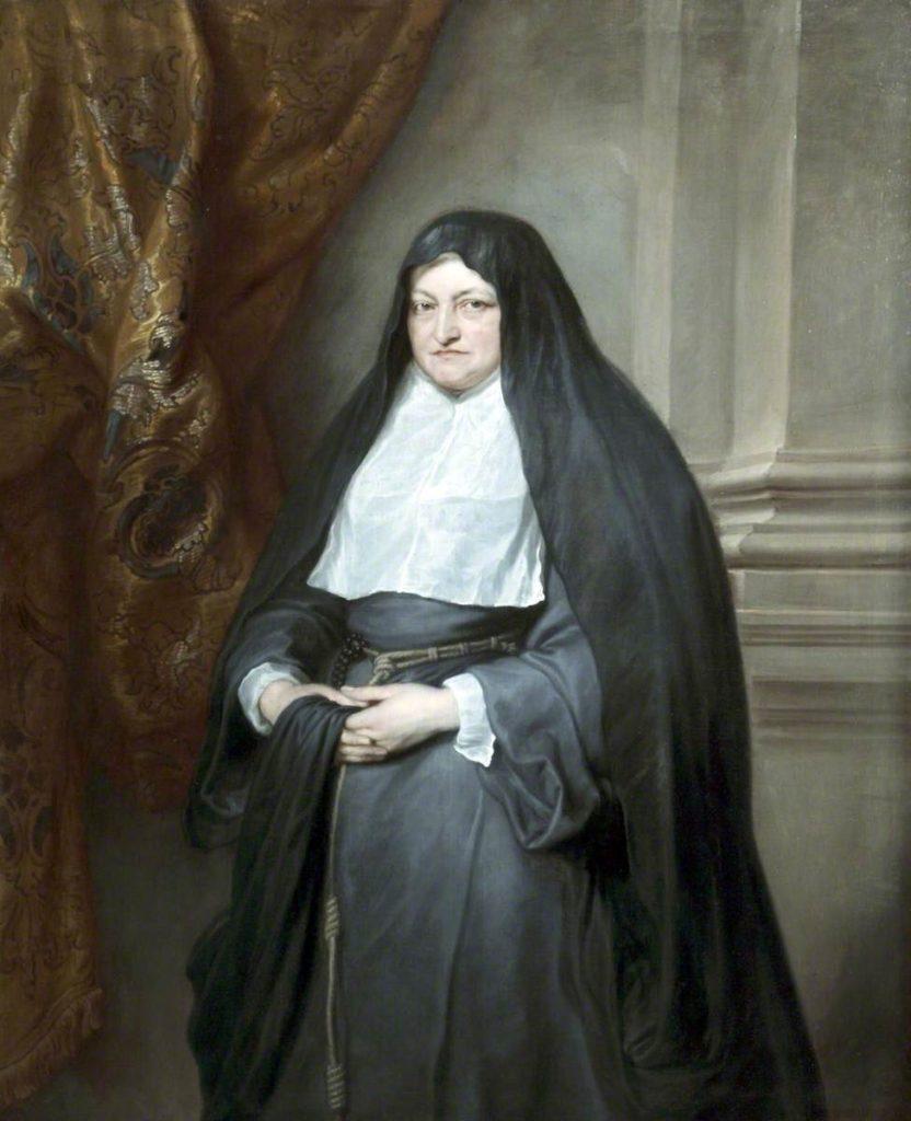 إنفانتا إيزابيلا كلارا يوجينيا التي تعود إلى القرن السابع عشر