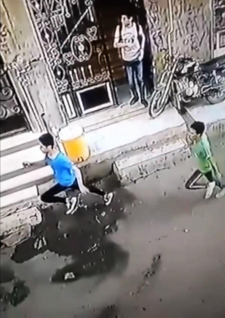 7 محاولة محمود الهروب من القاتل