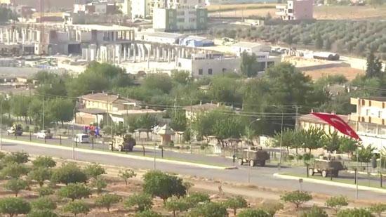 آليات الجيش التركى (2)