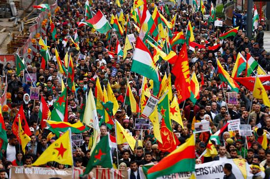 احتجاجات ألمانيا