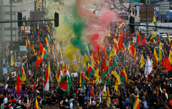 احتجاجات بألمانيا