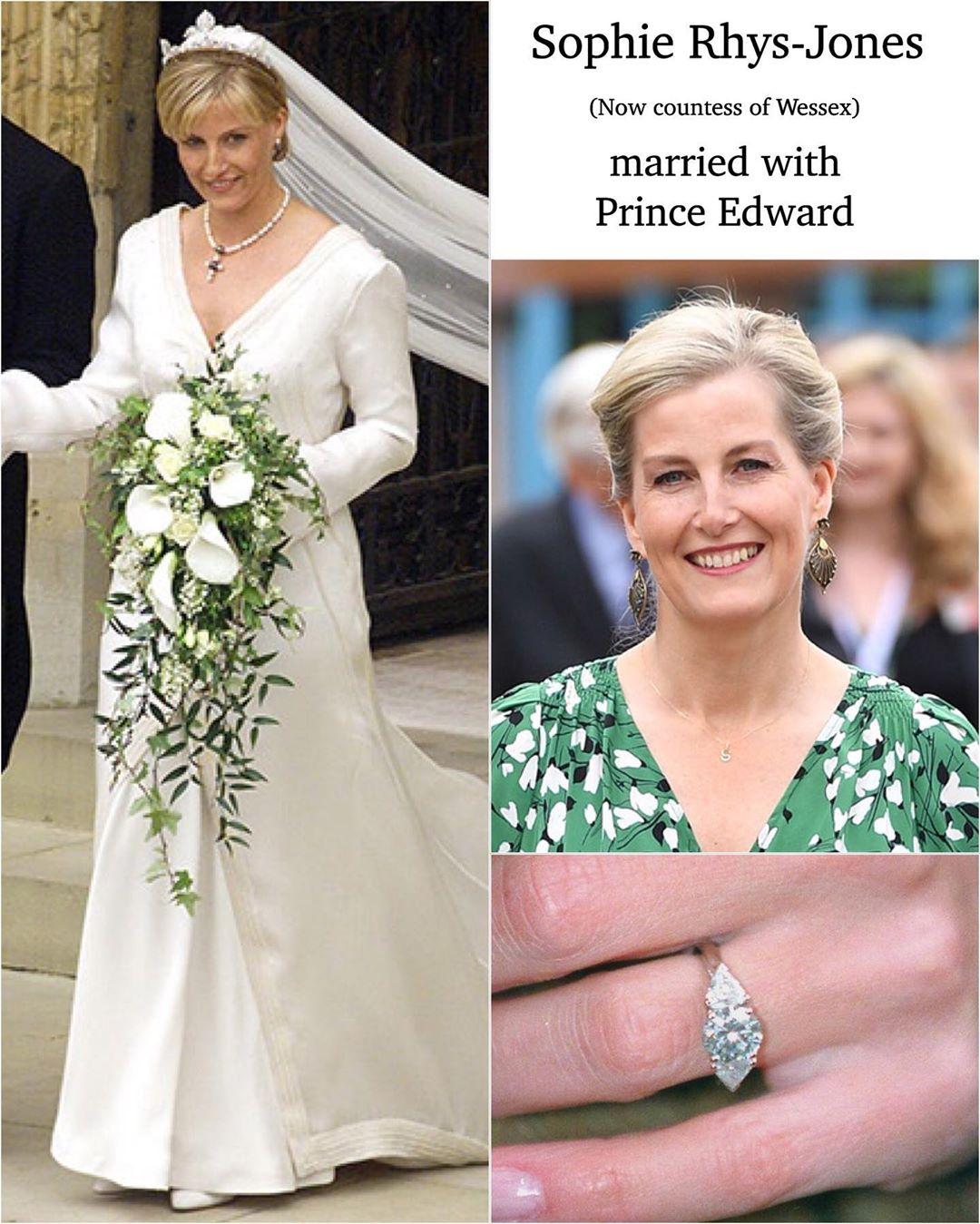 من إليزابيث لـ بياتريس.. شاهد خواتم خطوبة أميرات العائلة ...