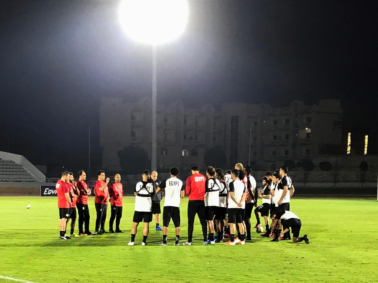 تدريب منتخب مصر  (14)