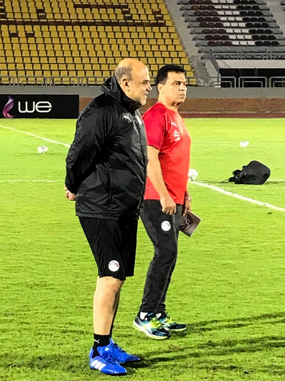تدريب منتخب مصر  (6)