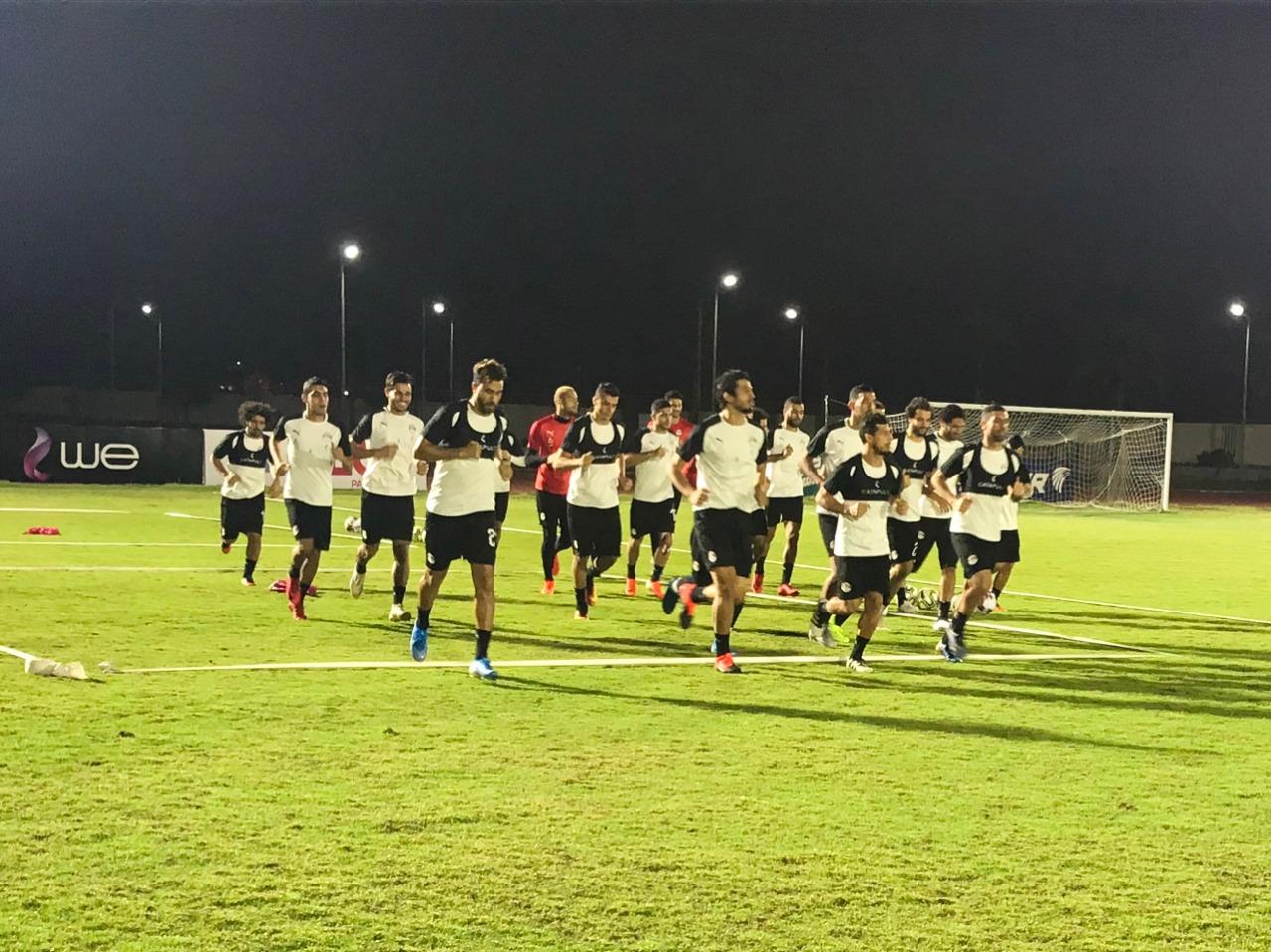 تدريب منتخب مصر  (13)
