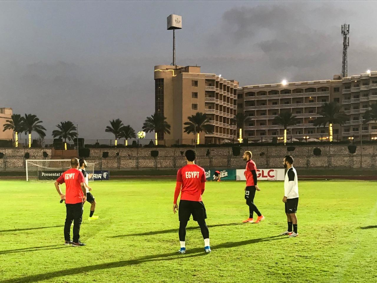 تدريب منتخب مصر  (2)