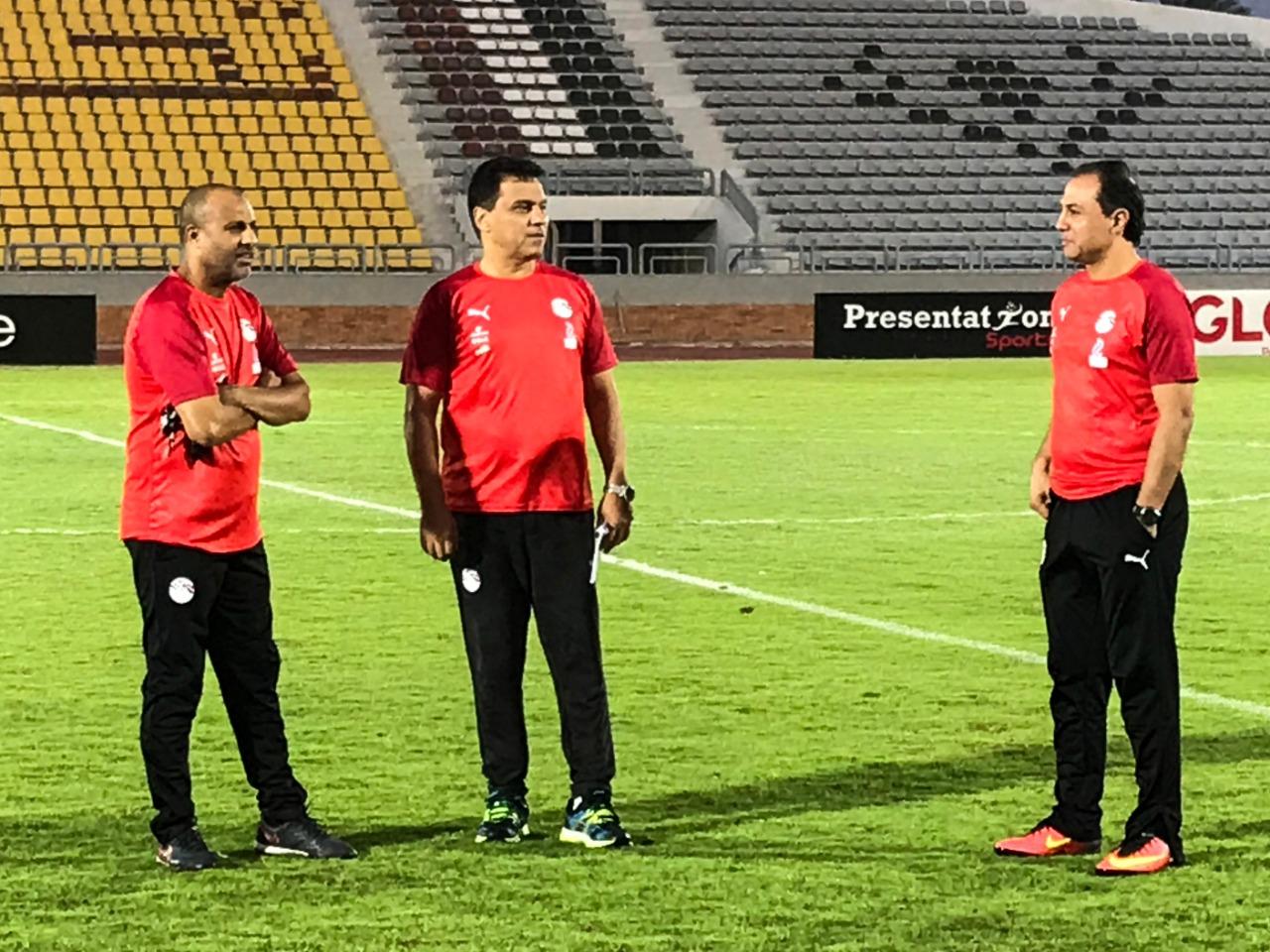 تدريب منتخب مصر  (3)