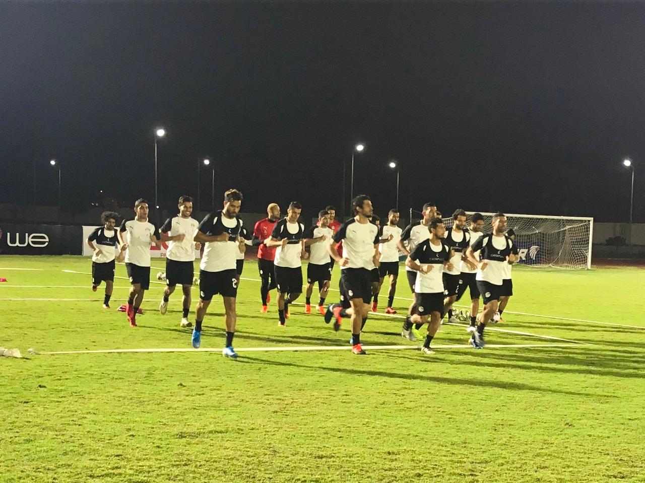 تدريب منتخب مصر  (15)