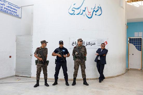 الأمن-التونسى