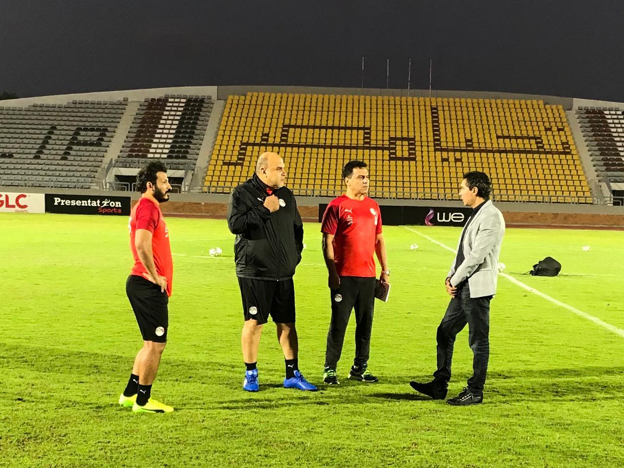 تدريب منتخب مصر  (12)