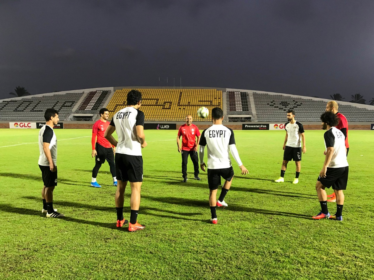 تدريب منتخب مصر  (8)