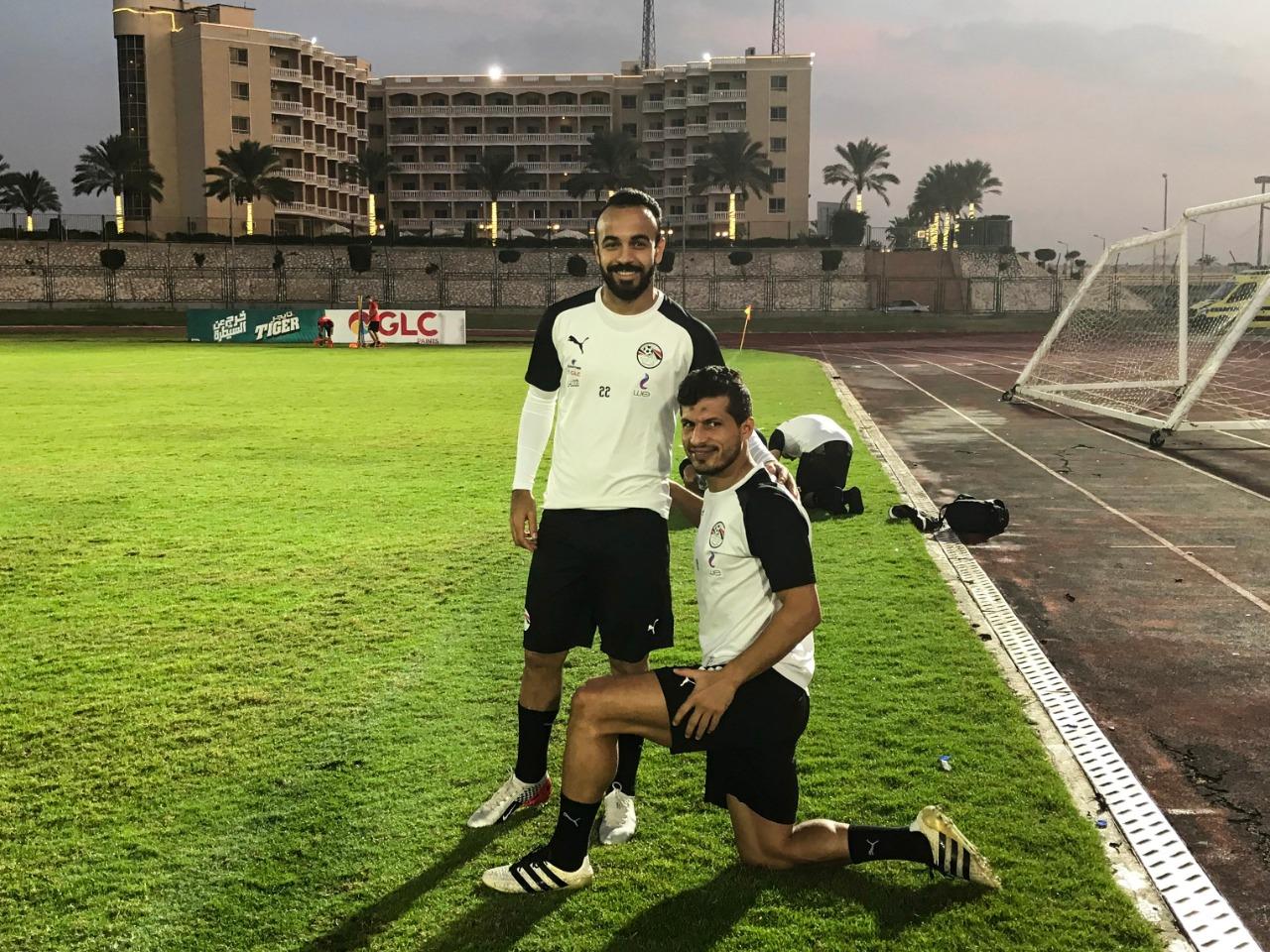 تدريب منتخب مصر  (4)