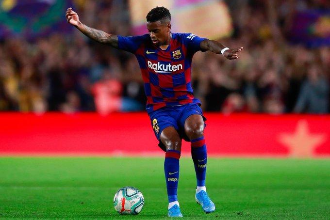 سيميدو لاعب برشلونة