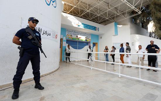 تأمين-لجان-الانتخابات-التونسية