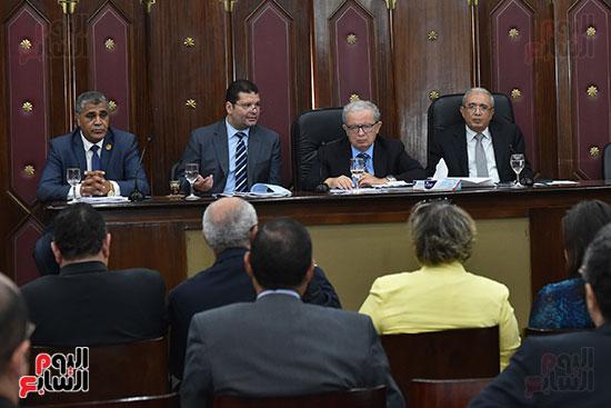 لجنة الخطة والموازنة بالبرلمان (7)