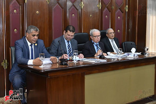 لجنة الخطة والموازنة بالبرلمان (5)