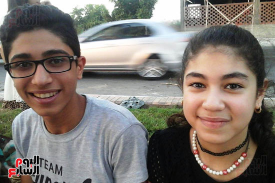محمود-البنا-وشقيقته