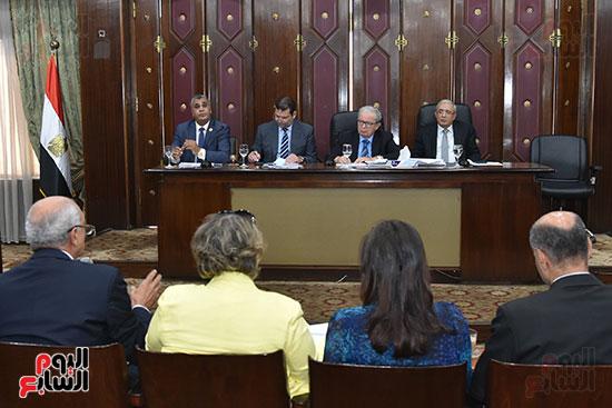 لجنة الخطة والموازنة بالبرلمان (6)