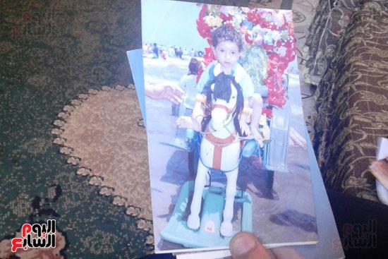 صور-محمود-فى-طفولته-(4)