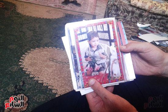 صور-محمود-فى-طفولته-(1)