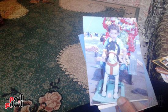 صور-محمود-فى-طفولته-(3)
