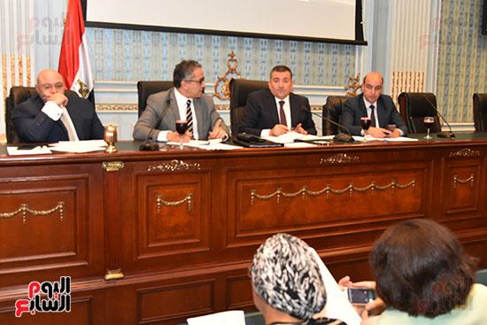 لجنة الثقافة والاثار بالبرلمان (6)