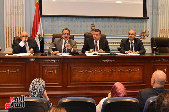 لجنة الثقافة والاثار بالبرلمان (2)