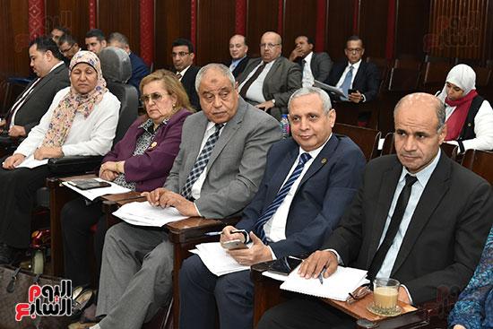 لجنة الخطة والموازنة بالبرلمان (8)