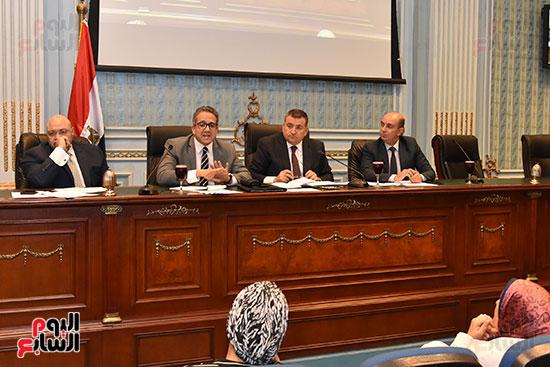لجنة الثقافة والاثار بالبرلمان (3)