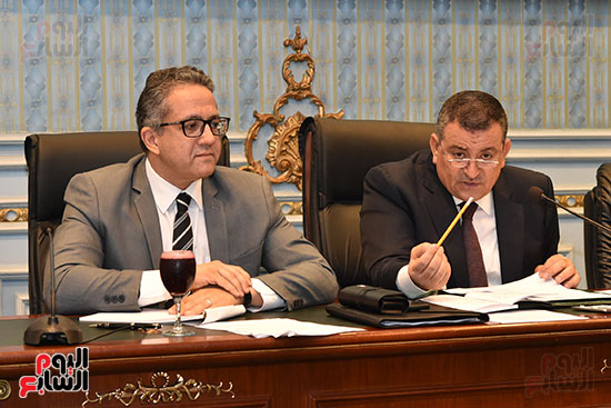 لجنة الثقافة والاثار بالبرلمان (8)