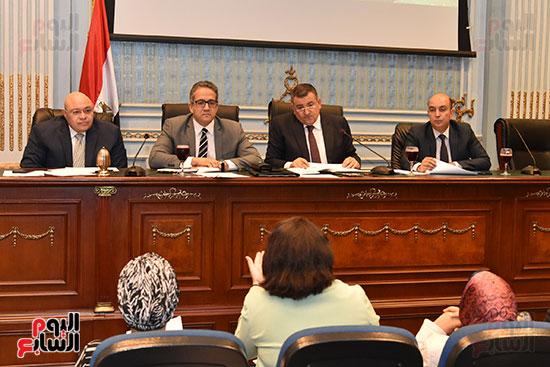 لجنة الثقافة والاثار بالبرلمان (9)
