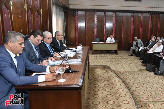 لجنة الخطة والموازنة بالبرلمان (3)