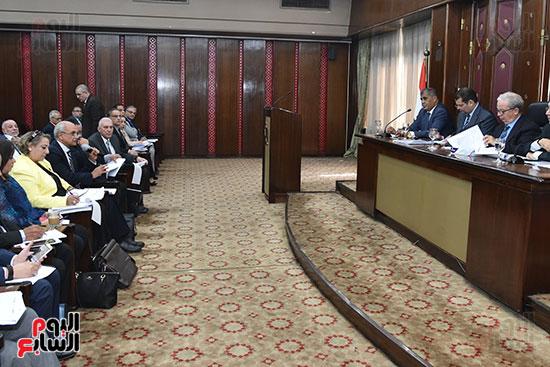لجنة الخطة والموازنة بالبرلمان (2)