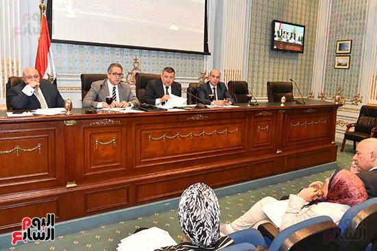 لجنة الثقافة والاثار بالبرلمان (4)