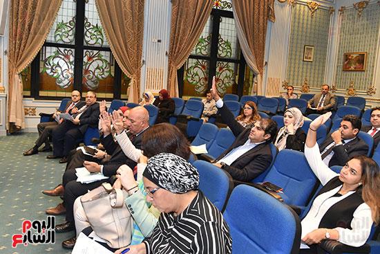 لجنة الثقافة والاثار بالبرلمان (7)