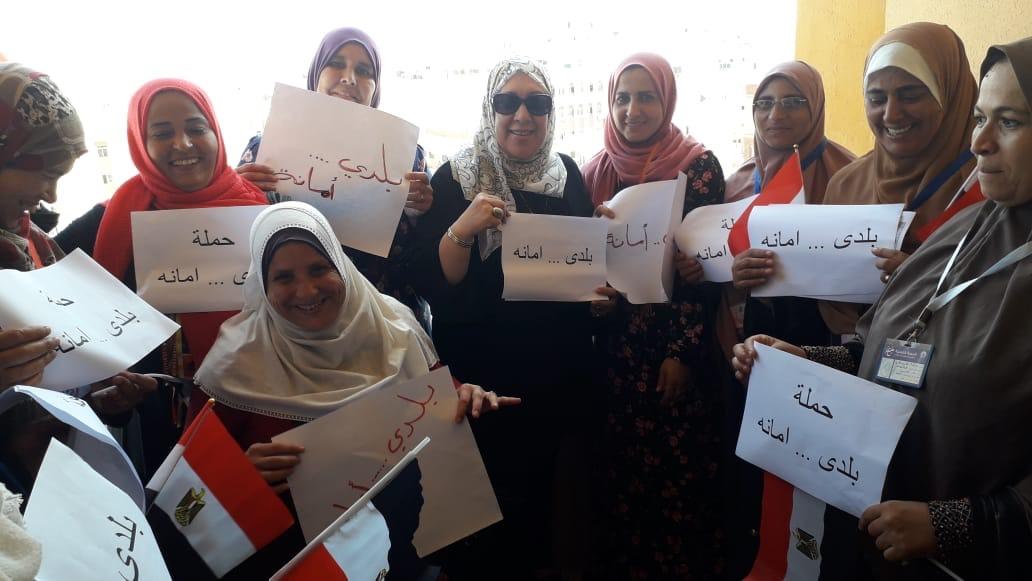 حملة طرق الأبواب بشمال سيناء (2)