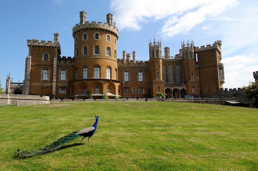 قلعة بلفوار بـ إنجلترا